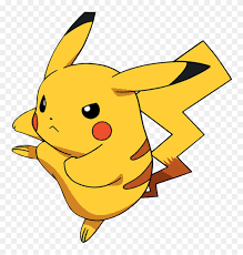 Angry Pikachu Free Images Png