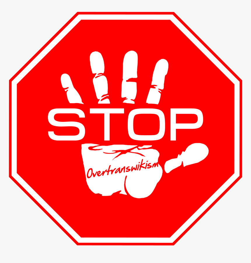 Association Of Antivovertranswikist Stop Sign Png