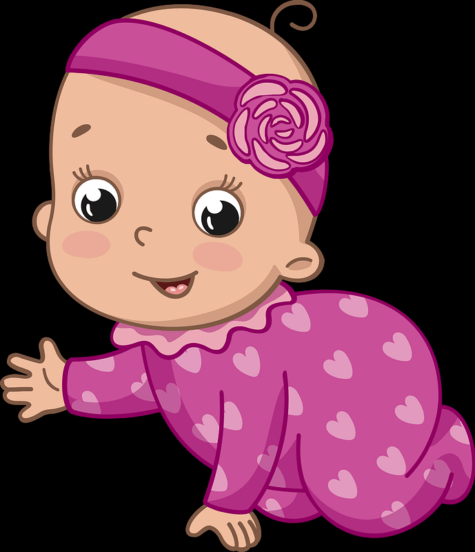 Baby Girl PNG