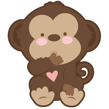 Baby Monkey For Animal Free To Use Png