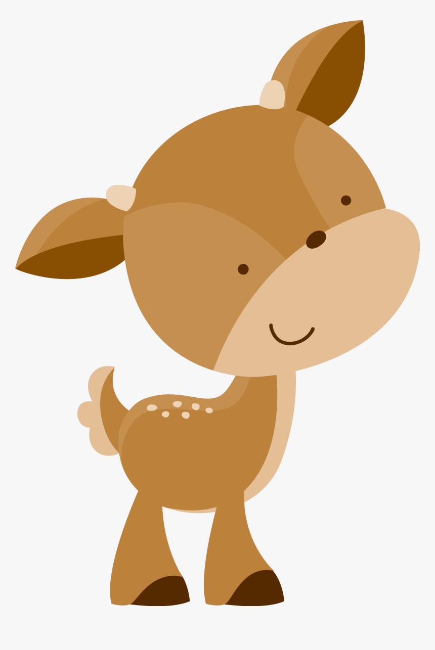 Baby Sika Deer For Animal Png