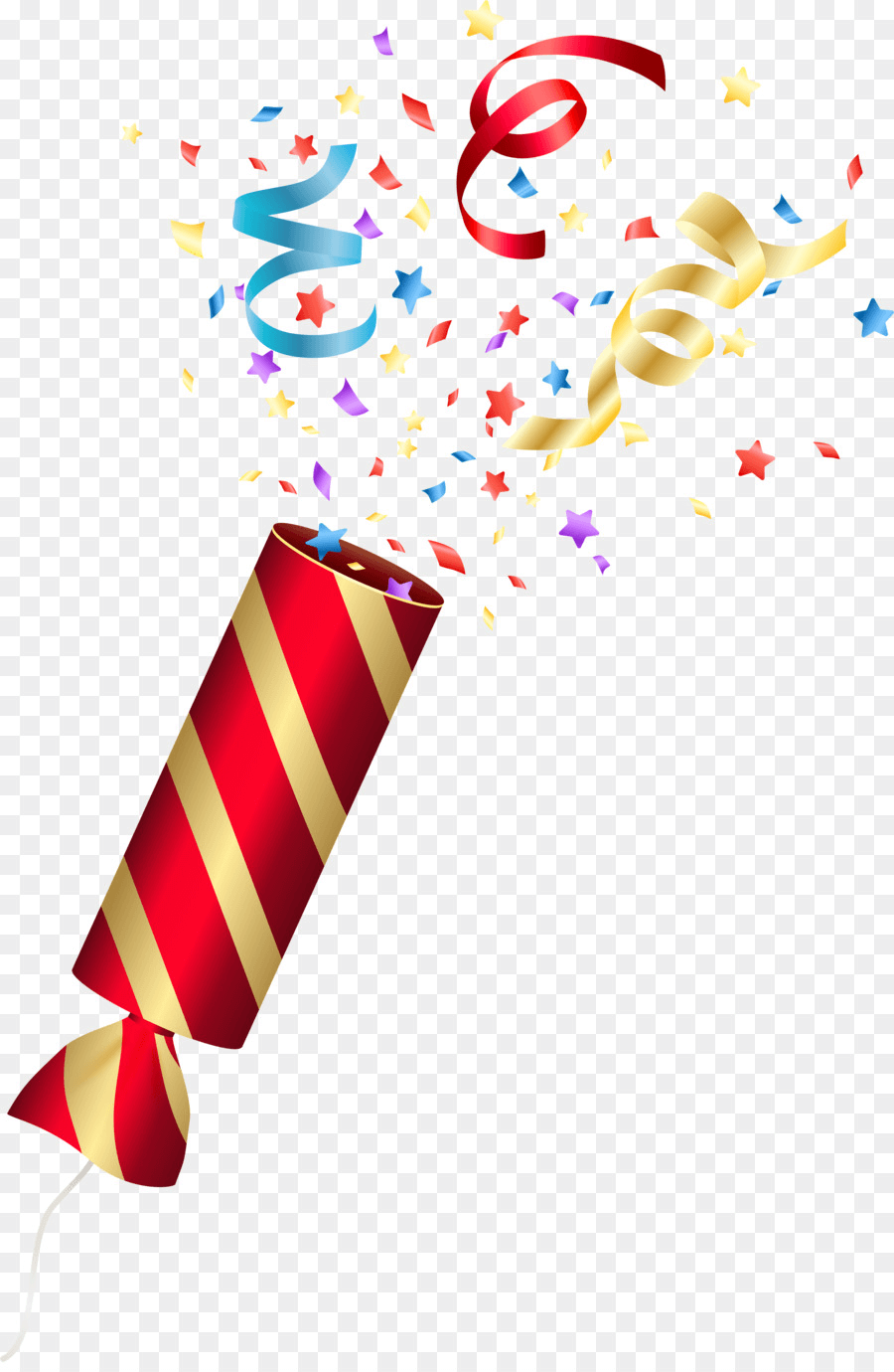 Birthday Cartoon Confetti png