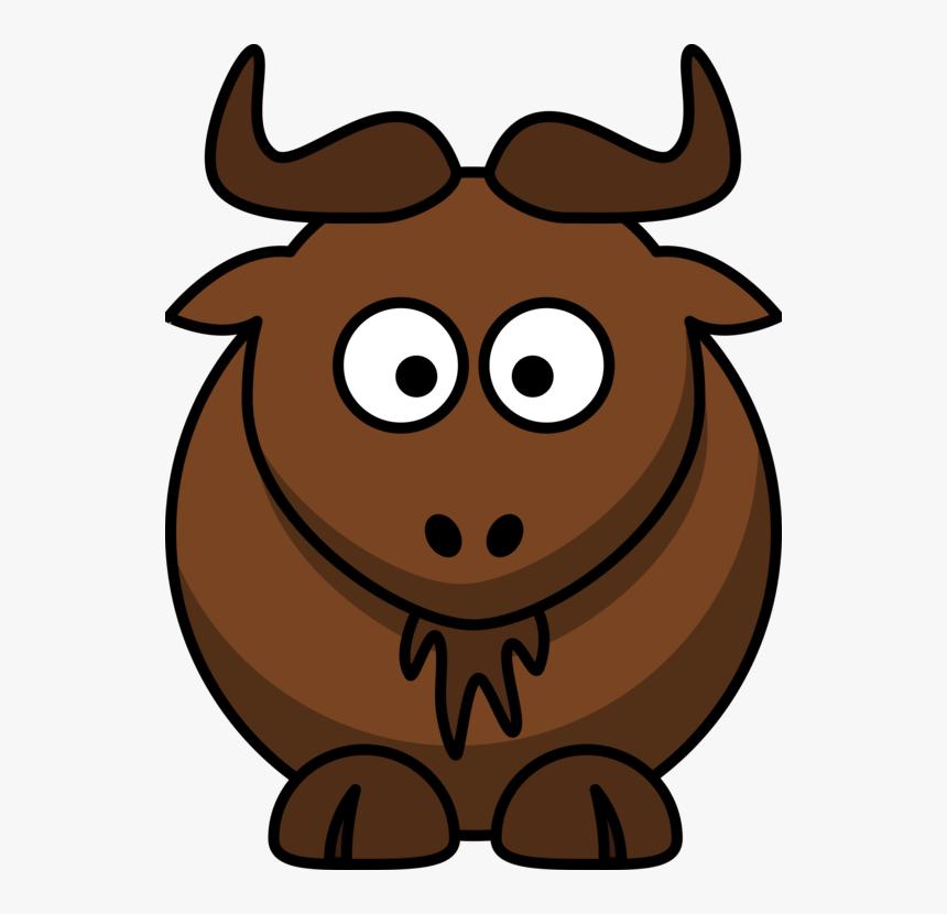 Buffalo Transparent Cartoon Png