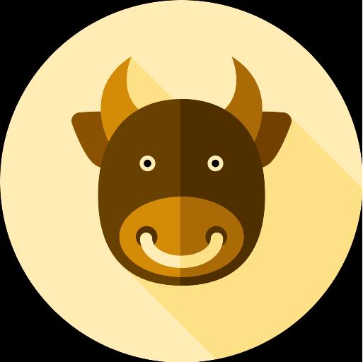 Buffalo Vector Icon Png