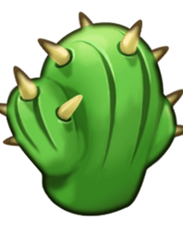 Cactus Monster Png