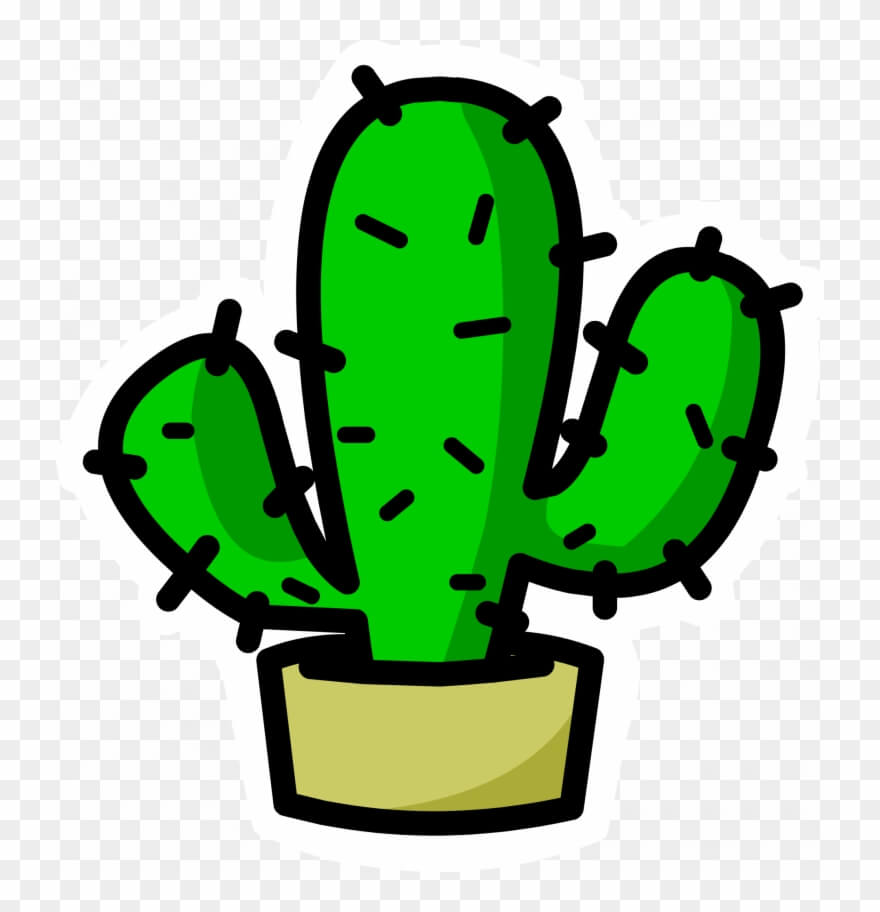 Cactus Small Png