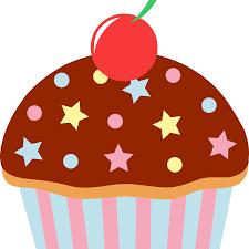 Cartoon Cupcake Free Images Png