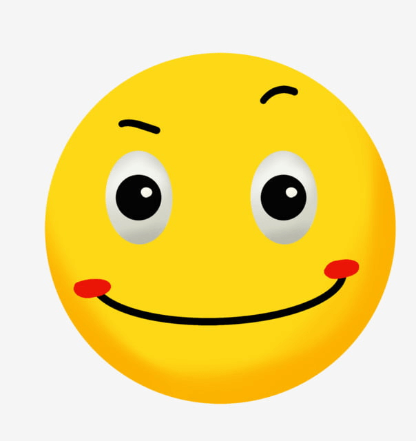 Happy Face PNG