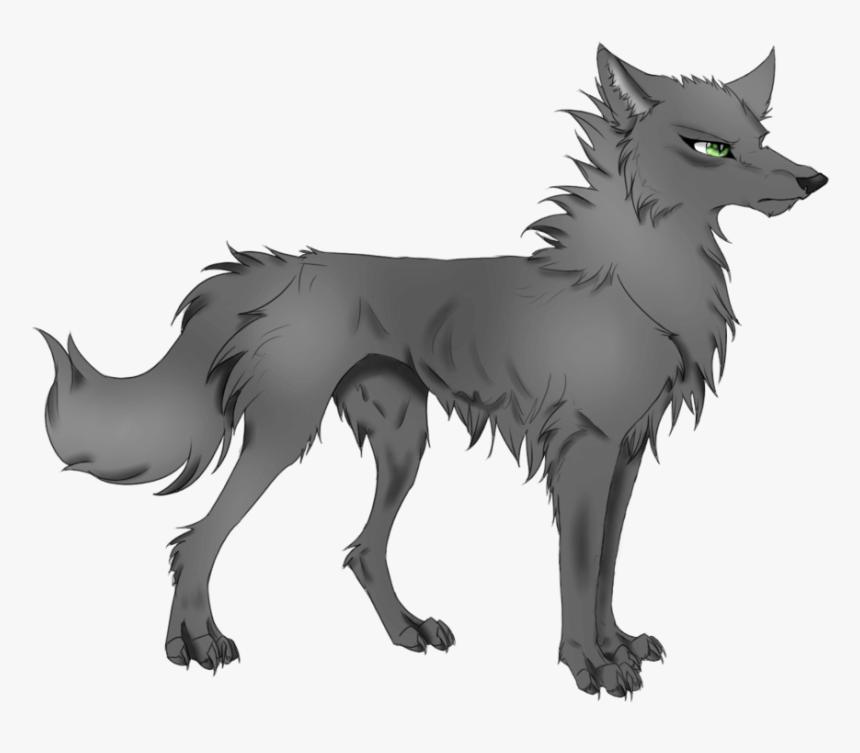 Cartoon Wolf Png