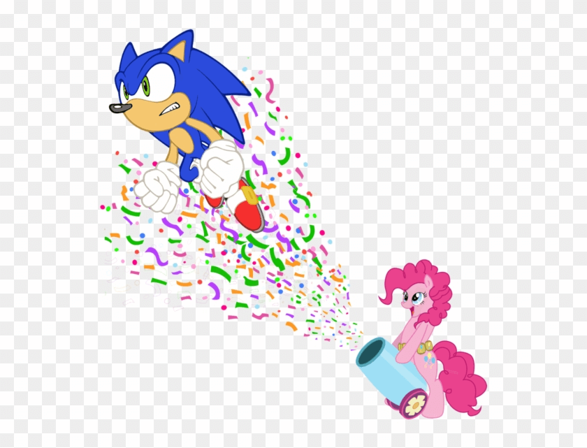Confetti And Sonic png