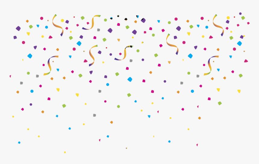 Confetti Free Design png