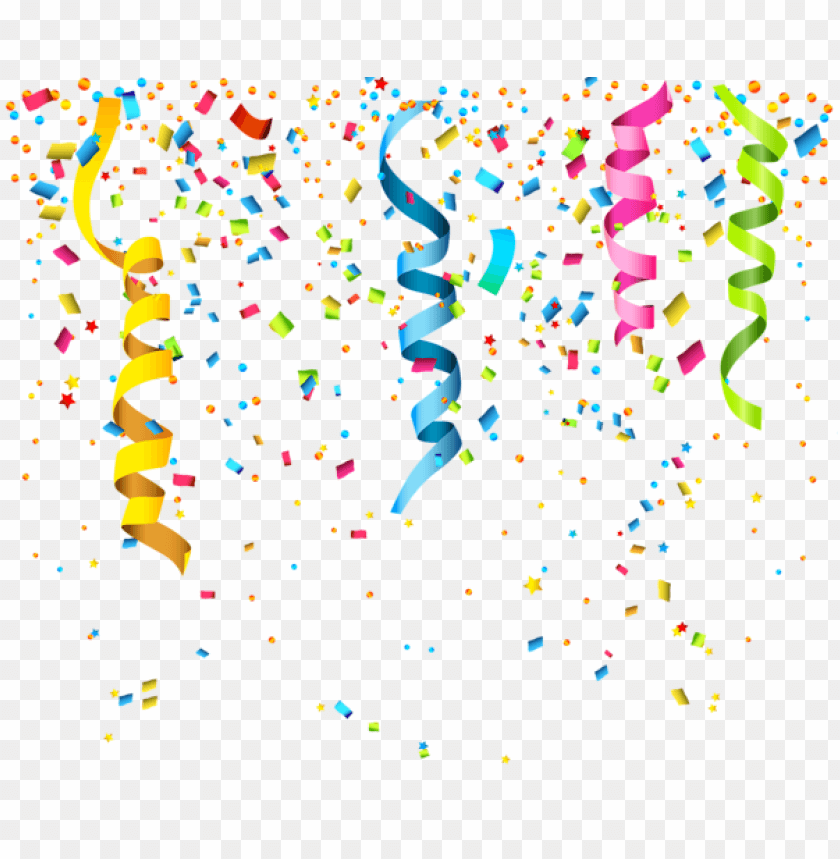 Confetti Free Pictures png