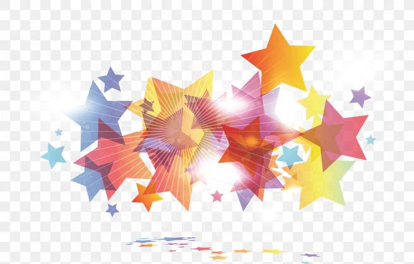 Confetti Star png