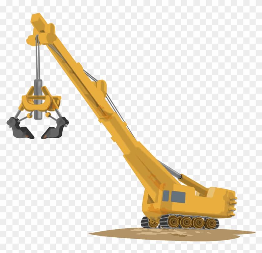 Crane Under Construction Png