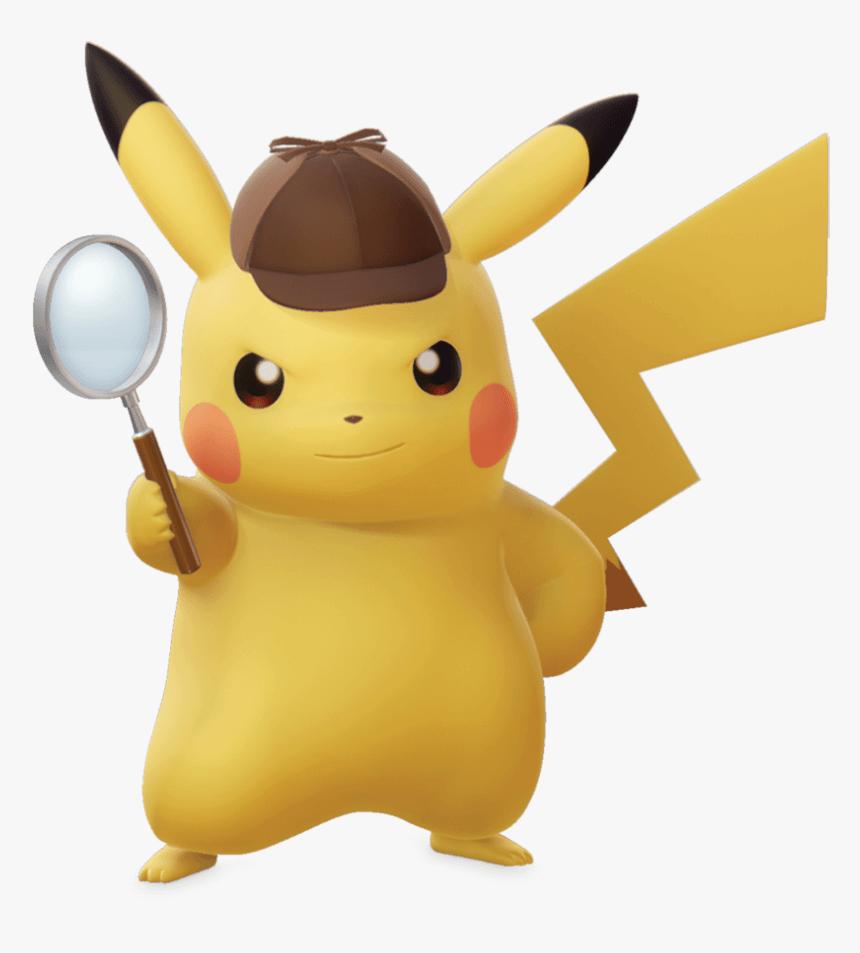 Detective Pikachu Cute Png