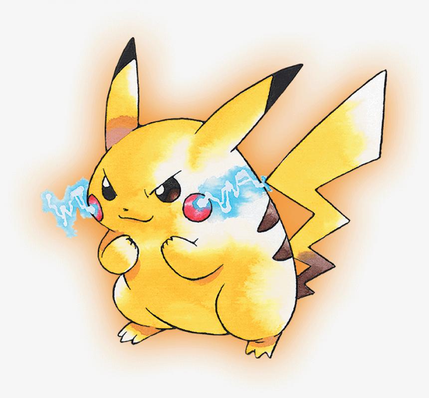 Download Pikachu Graphics Png