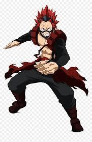 Eijiro Kirishima Angry png