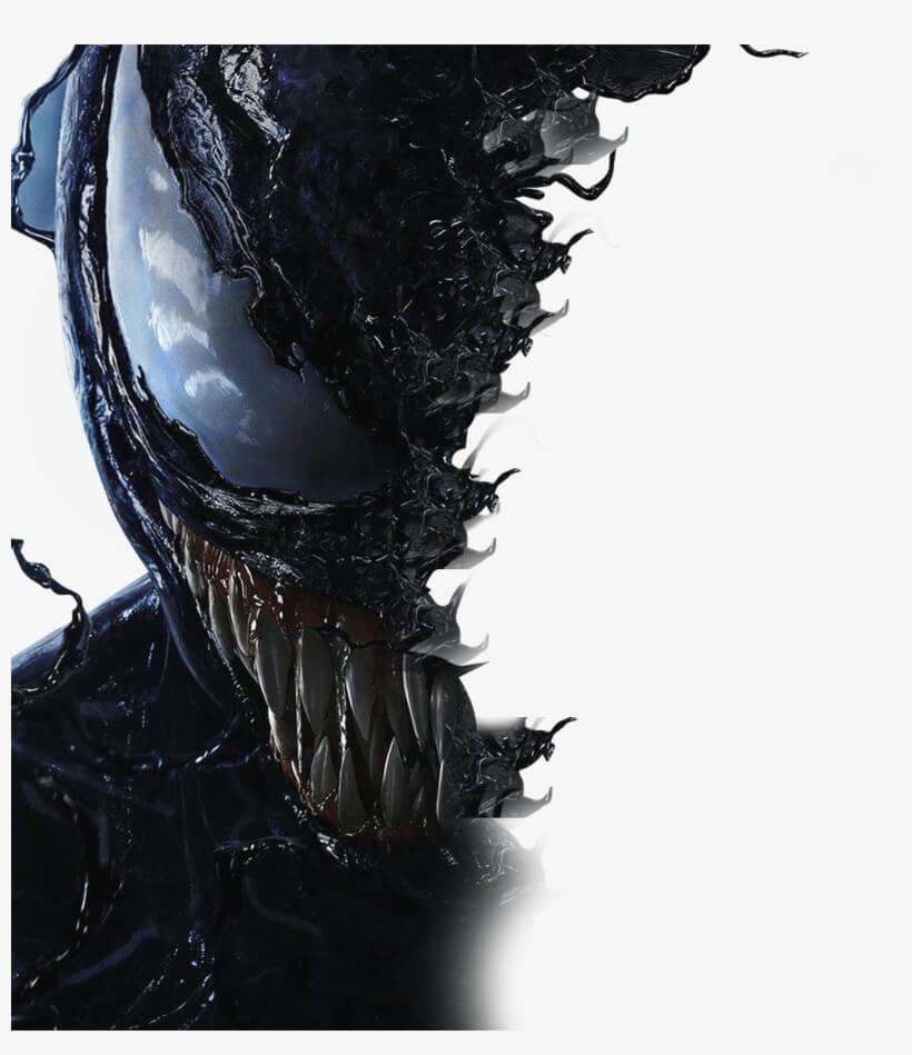 Face Venom png