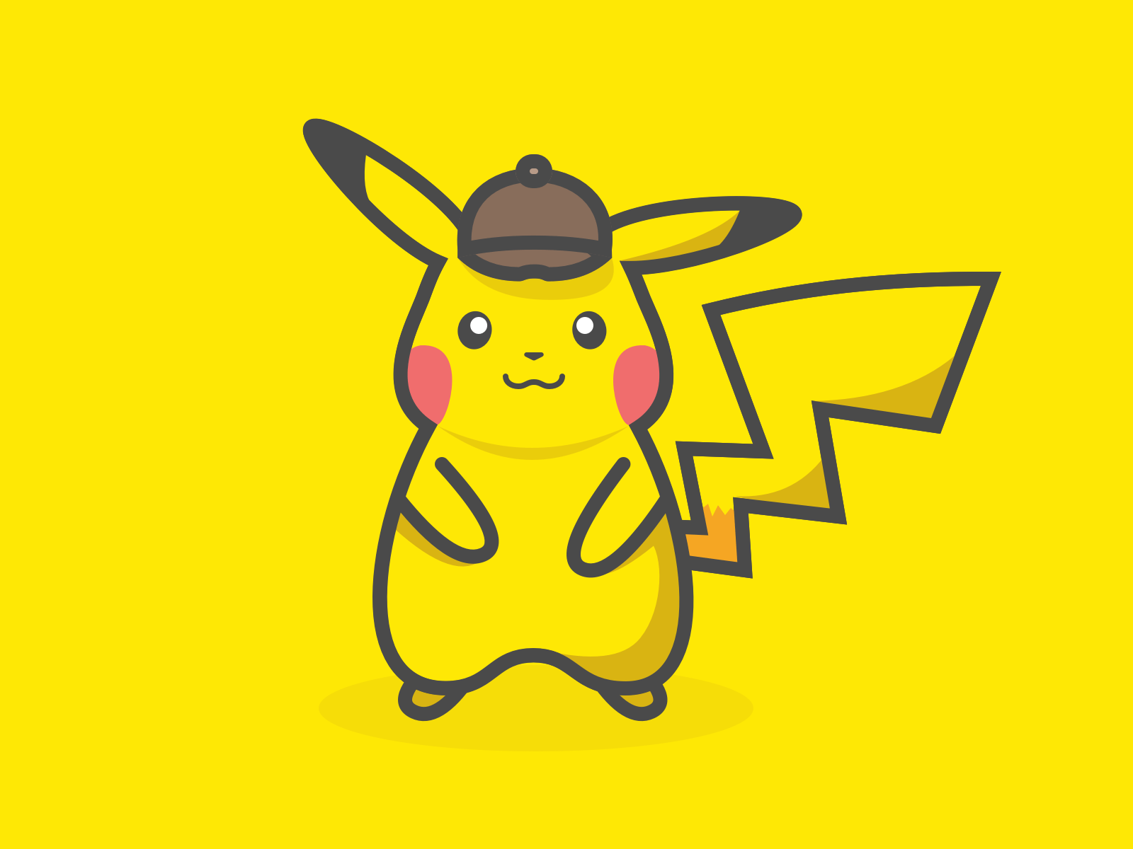 Fat Pikachu Free Images Png