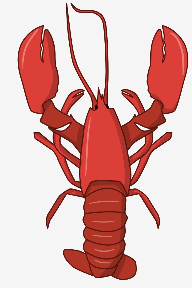 Free Red Lobster Png