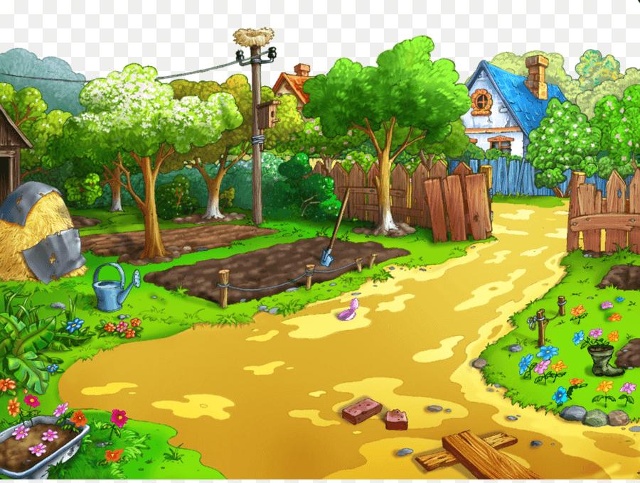 Garden PNG