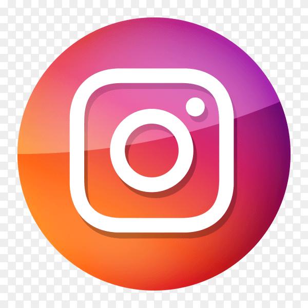 Glossyy Instagram Logo png