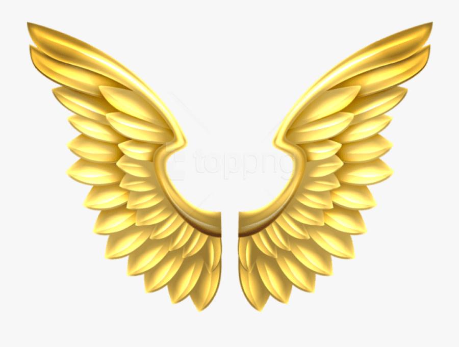 Golden Wings png