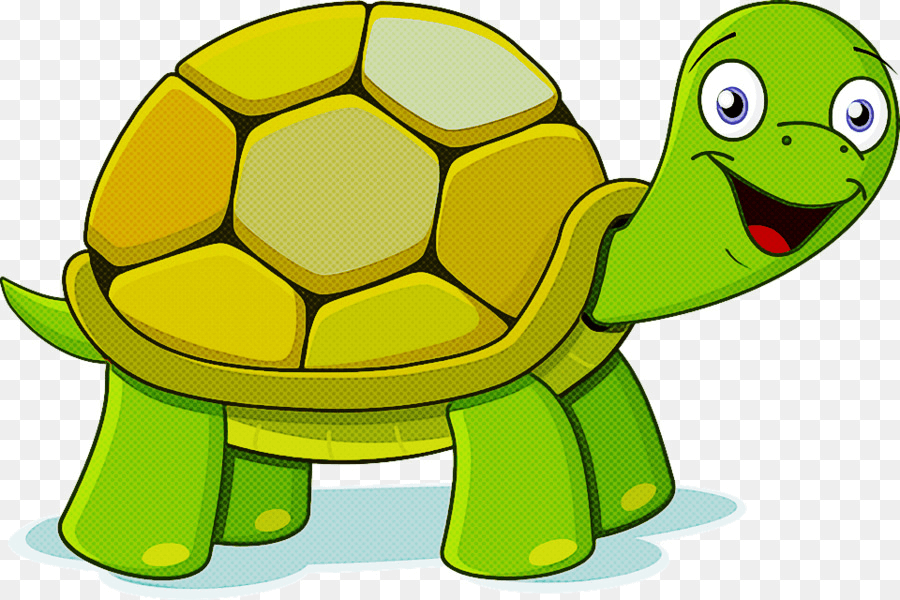 Green And Yellow Turtle Png
