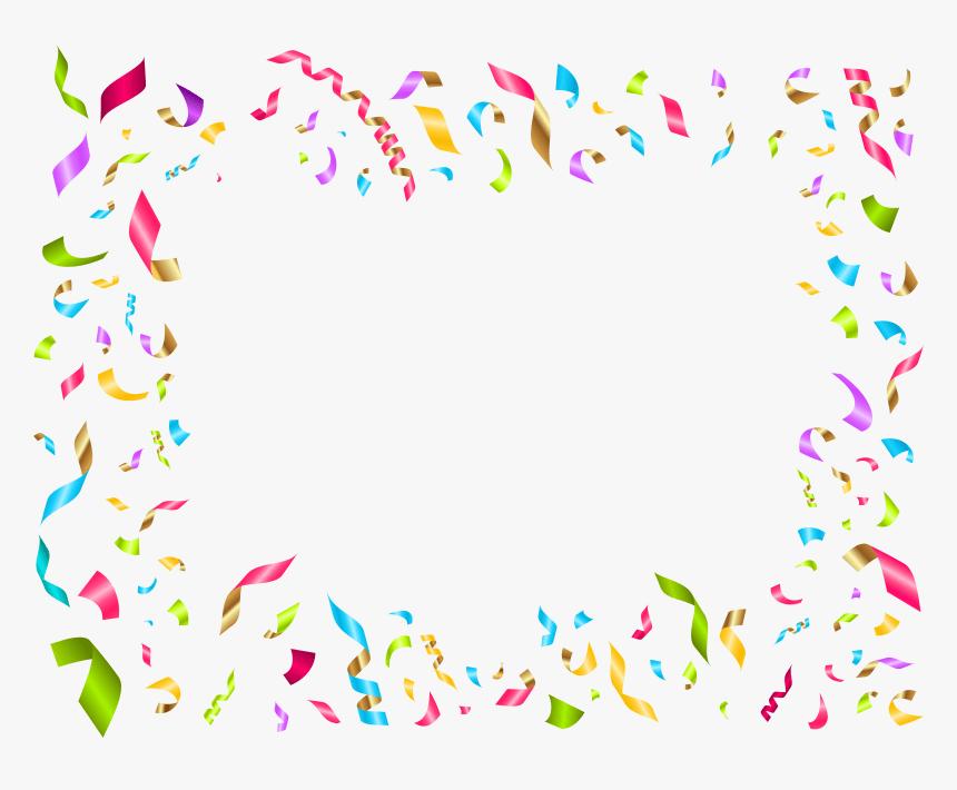 HD Confetti Free Design png