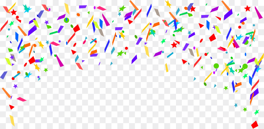 HD Confetti Free Pictures png