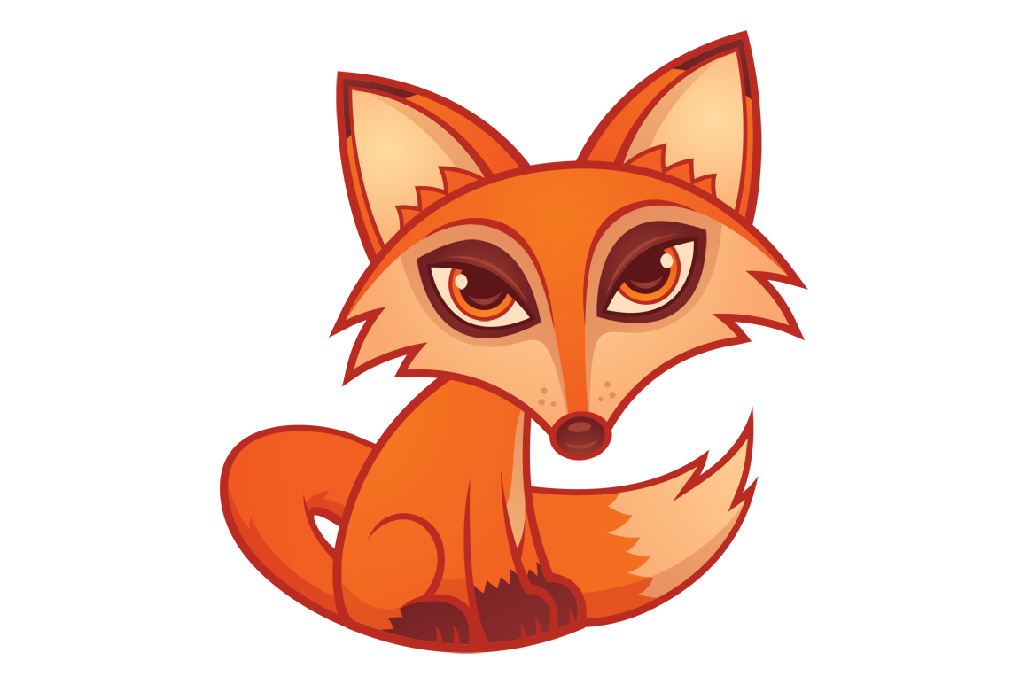 Hd Fox Cartoon Transparent Png