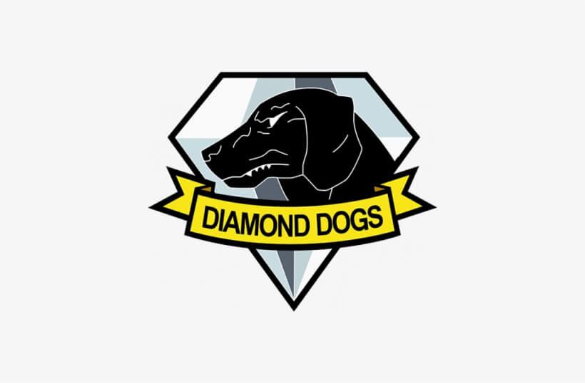 Hq Diamond Dogs Logo Png