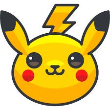 Head Pikachu Png