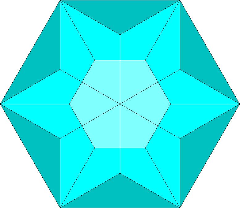 Hexagon Free Graphics png