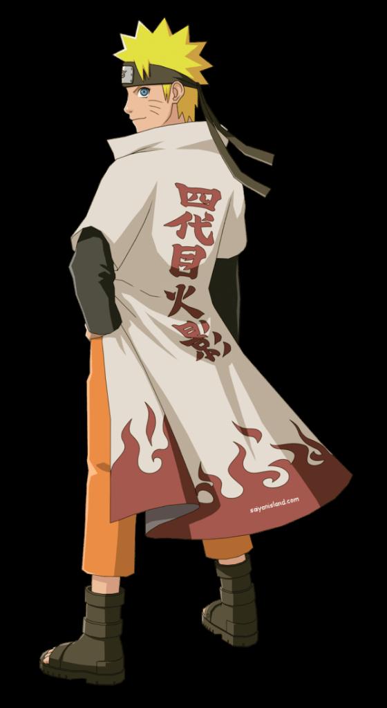 Hokage Naruto png