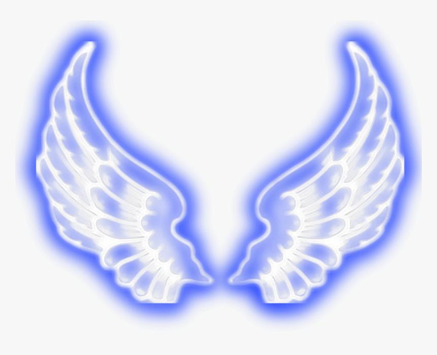 Indigo Neon Wing png