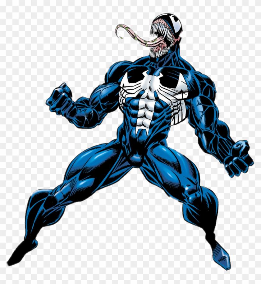 Indigo Venom png