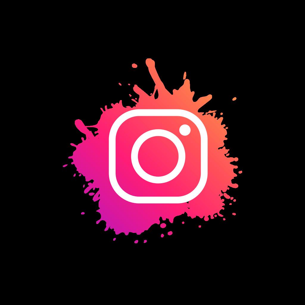 Instagram Logo Black Free Graphics png