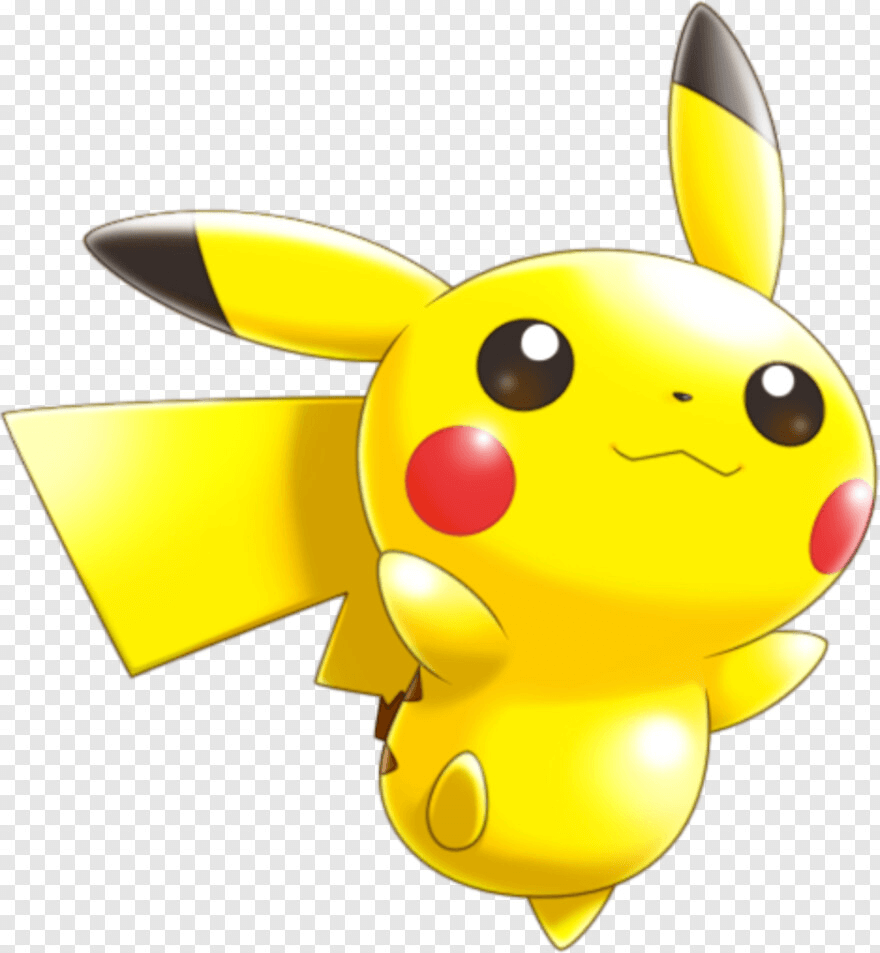 Kawaii Pikachu Png