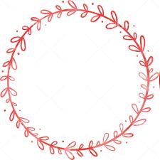 Leaf Red Circle png