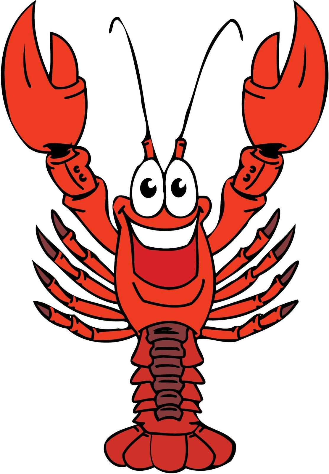 Library Of Cartoon Lobster Free To Use Png