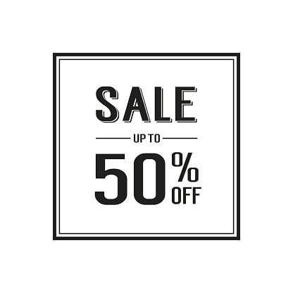 Logo Sale Up To 50% Off png