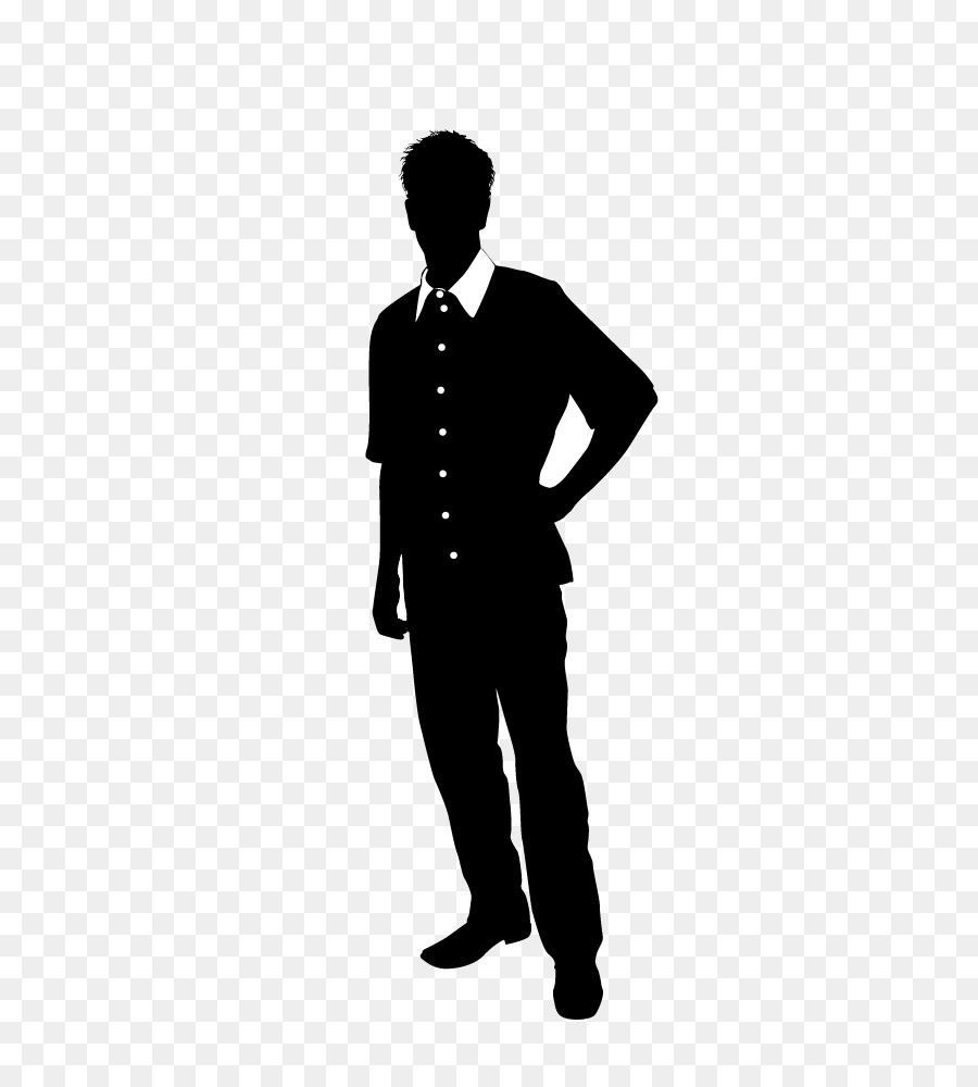 Male Silhouette Free Design png