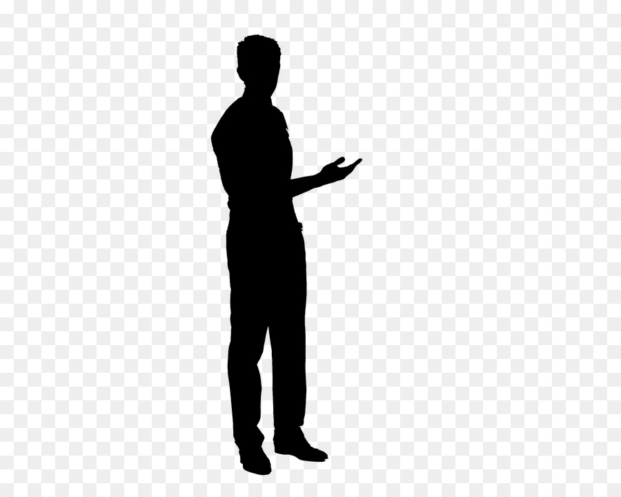 Male Silhouette Free To Use png