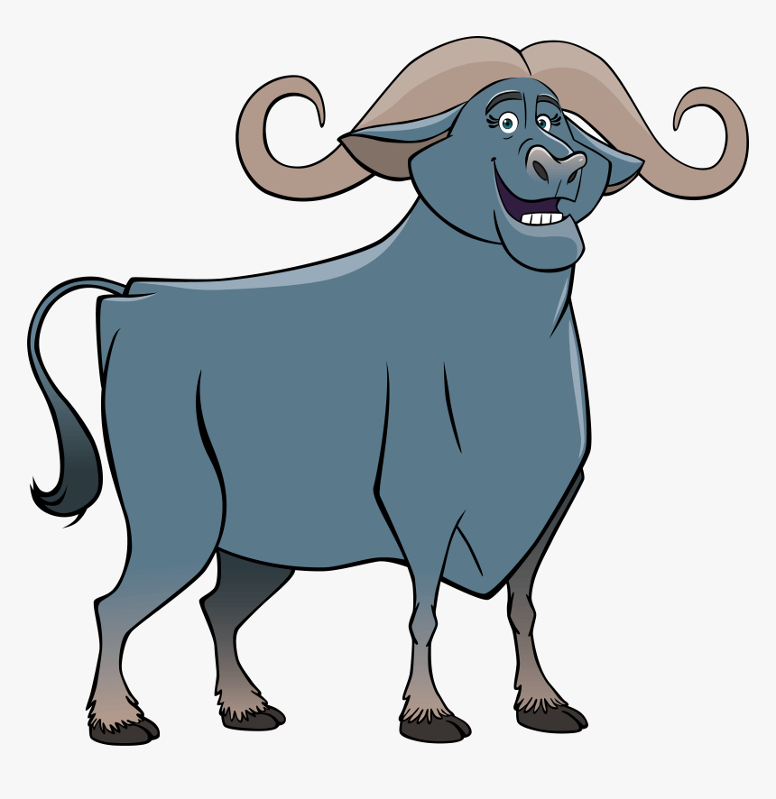 Marge The Cape Buffalo Png