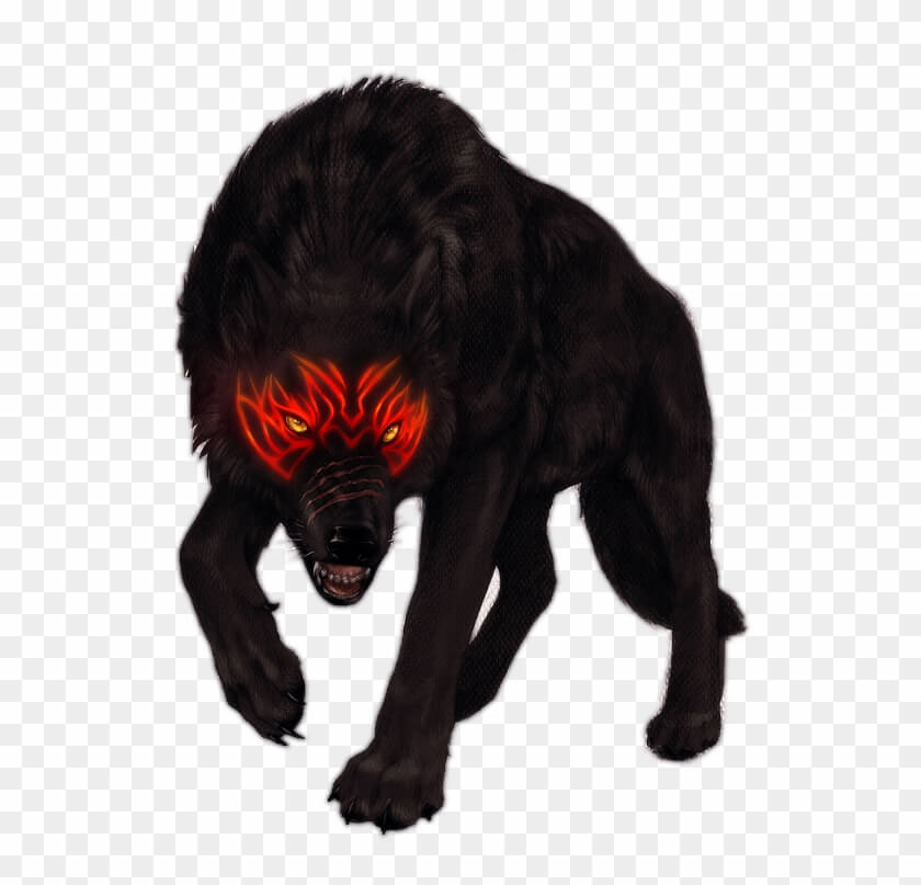 Monster Wolf Png