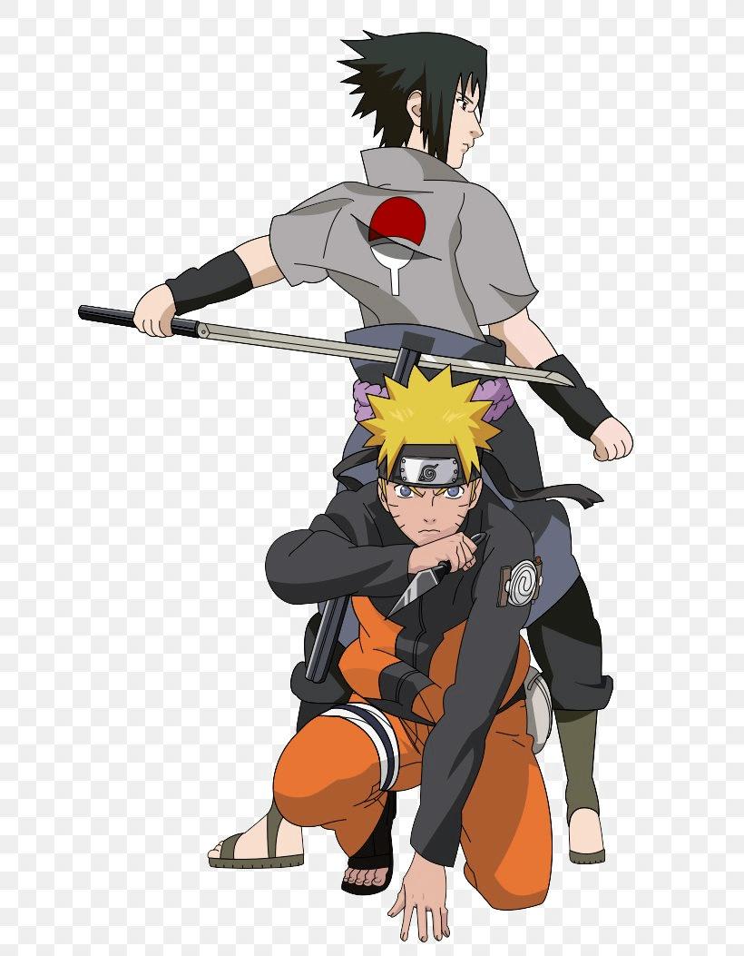 Naruto And Sasuke png