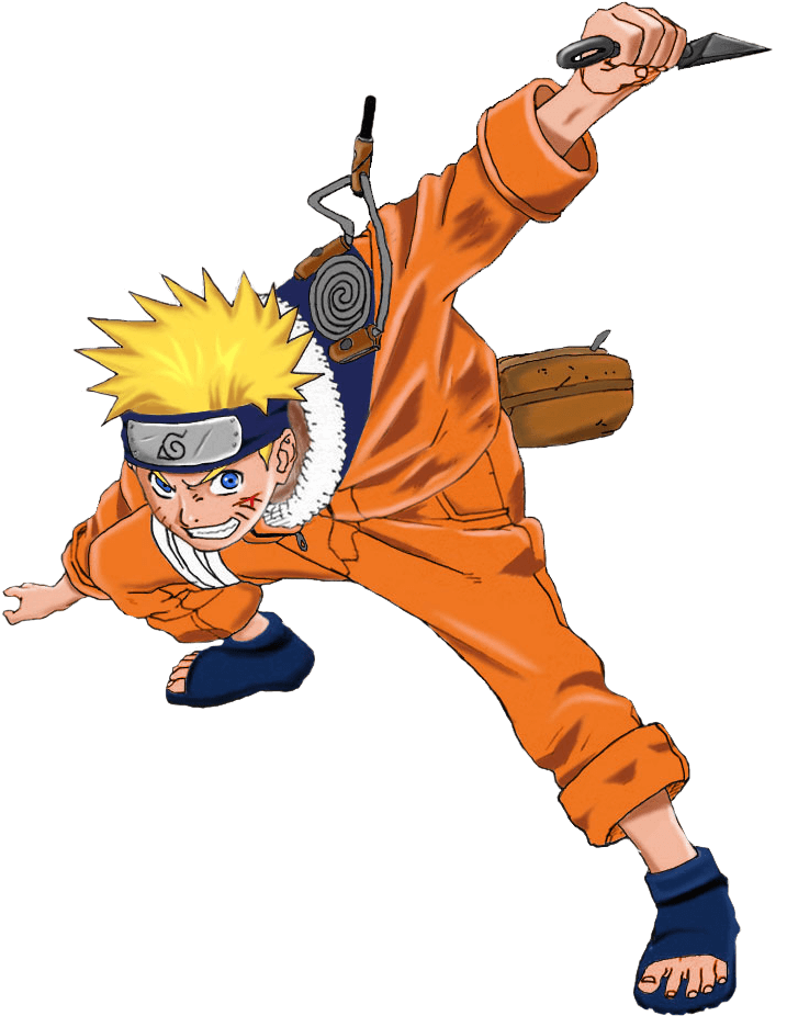 Naruto Angry png