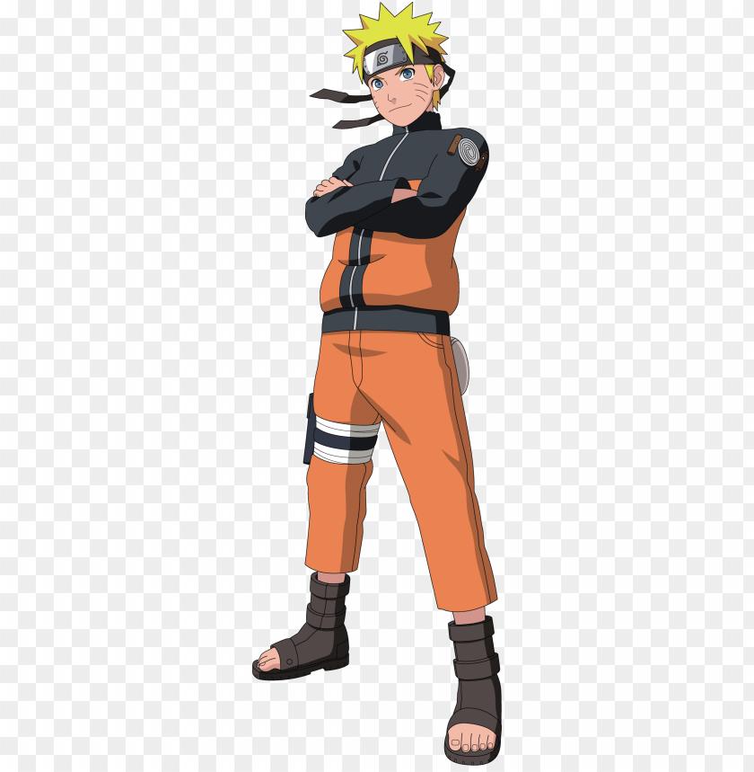 Naruto Full Body png