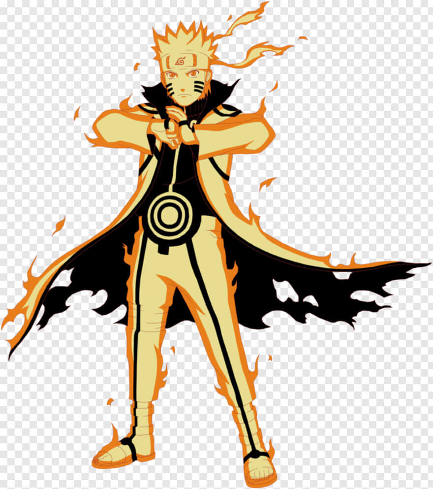 Naruto Nine-Tailed State